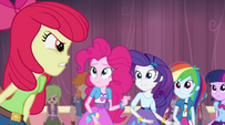 """Apple Bloom """"the Crusaders are gonna win!"""" EG2"""