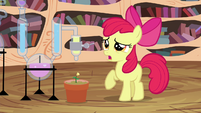 Apple Bloom -I hope this works- S4E15