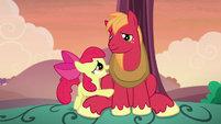 Apple Bloom -both of us have been holdin' back- S5E17