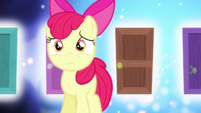 Apple Bloom sorry for Sweetie Belle S5E4