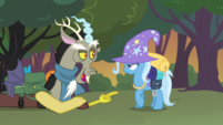 Discord --It's not like you're going to stop the changelings-- S6E26