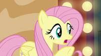 "Fluttershy ""Gladmane keeps changing their act"" S6E20"