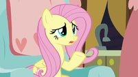 Fluttershy -you're acting so normal- S7E12