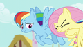 Fluttershy about to explode in anger S6E11.png