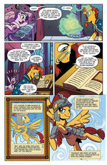Legends of Magic issue 4 page 3