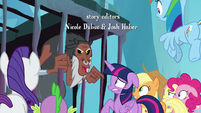 "Lord Tirek ""trap the six of you"" S8E26"