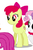 Older Apple Bloom With Cutie Mark