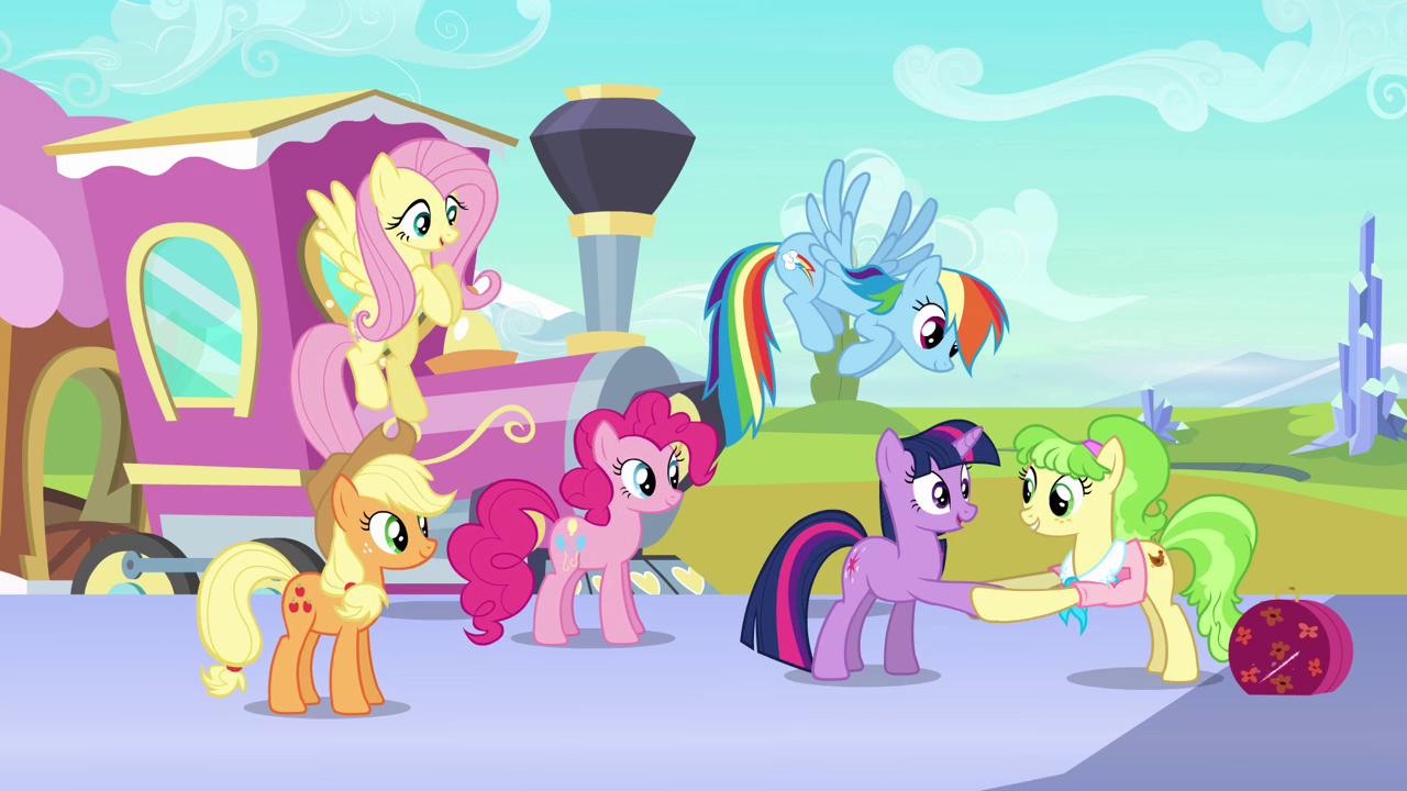 всегда игры маленького пони в картинках пять древних