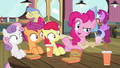 """Pinkie Pie """"Haven't seen you here in, like"""" S4E15.png"""
