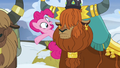 "Pinkie Pie ""asking for help saves the day?"" S7E11.png"