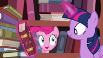 Pinkie Pie -whatcha doin- S4E09