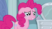 Pinkie Pie joins in the crying S5E5