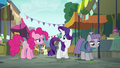 Pinkie Pie returns to Rarity and Maud S6E3.png