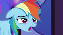 "Rainbow ""Practice tomorrow is gonna be so boring"" S5E15"