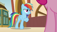 "Rainbow ""get back to the tournament faster"" S9E6"