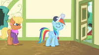 "Rainbow Dash ""meet me after school"" S4E05"