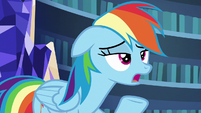 "Rainbow Dash ""off the top of my head"" S7E23"