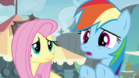 Rainbow Dash -what are you willing to trade- S4E22
