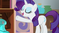"Rarity ""will be invaluable"" S8E16"