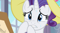 Rarity she doesn't S2E9