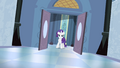 Rarity standing down the hall S4E19.png
