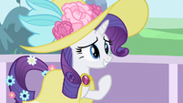 Rarity to say S2E9