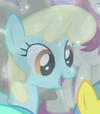 Sassaflash Crystal Pony ID S4E05