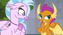 Smolder -that was pretty amazing- S8E2