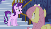 Starlight Glimmer --why didn't you stop them--- S6E21