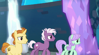 Students leave as crystal roots glow S8E26
