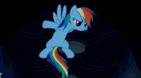 T2 - E24 - Rainbow Dash escondiéndose de Pinkie Pie