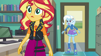 """Trixie """"what are we even doing in here?"""" EGFF"""