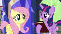 Twilight --that's all I could find-- S5E23
