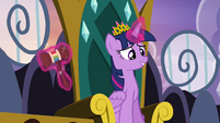 Twilight and Rainbow Gavel S4E22