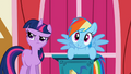 Twilight annoyed by Dash's interruption S1E04.png