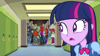 Twilight vê Flash se afastar EG