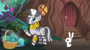 "Zecora ""to some pony who understood"" S9E18"