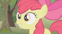 Apple Bloom becoming happier S1E12