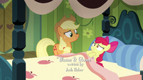 "Applejack ""I'm sure there are"" S5E04"