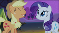 Applejack and Rarity1 S02E05.png
