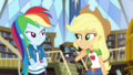Applejack pointing at herself CYOE2.png
