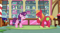 Big Mac -I have somethin' to tell you- S8E10
