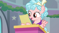 "Cozy ""the school is in good hooves"" S8E25"