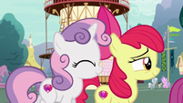 Cutie Mark Crusaders continue on their way S6E19
