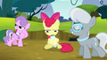 Diamond and Silver mocking Apple Bloom S5E4.png