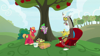 """Discord in disbelief """"seriously?!"""" S9E23"""
