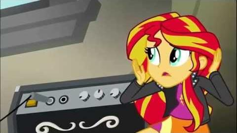 Equestria Girls Rainbow Rocks - Bad Counter Spell - French - No Watermarks -HD-