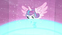 Flurry Heart about to get crystallized S6E2