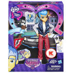 Friendship Games Kmart Flash Sentry doll packaging