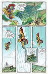 Legends of Magic issue 11 page 4